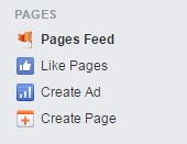 Pages Feed
